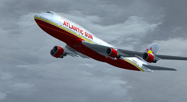 Atlantic Sun Airways Virtual Airline