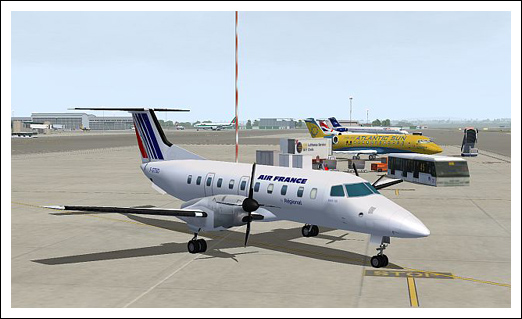 Atlantic Sun Airways AI Traffic Tutorial for FS2004